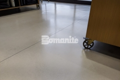 Our associate Musselman & Hall installed this Bomanite Modena SL custom polish overlay in the Nickel & Suede flagship store and their skilled craftmanship and fine finish work earned them the 2019 Bomanite Custom Polishing Systems Bronze Award.