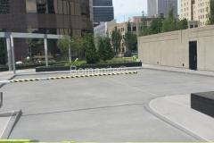 ONEOK Plaza renovates with Bomanite Alloy Concrete