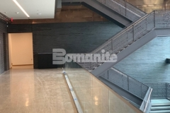 The Bomanite VitraFlor Custom Polishing System was utilized by our colleague Texas Bomanite to create a stunning, industrial modern polishing concrete flooring surface at the Dallas Holocaust and Human Rights Museum and their skillful installation earned them the 2019 Best Bomanite Custom Polishing Project Honorable Mention Award.