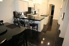 Bomanite Toppings Systems Mico-Top concrete floor by Heritage Bomanite.